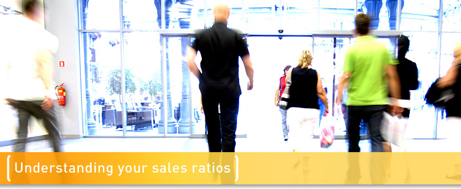 Understanding your Sales Ratios
