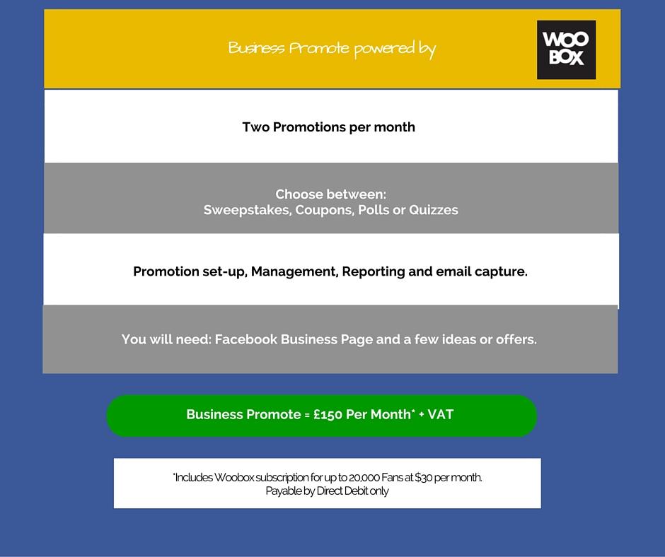 Facebook|Promote|Woobox