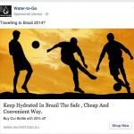 footie in brazil